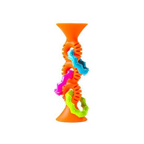 Jucarie bebelusi pipSquigz Loops Orange