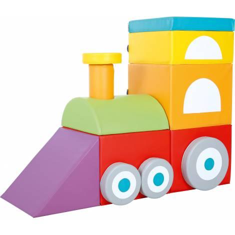 Locomotiva de joaca din spuma