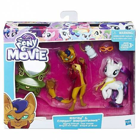 Set jucarii my little pony pachetul prieteniei cu 3 figurine hbb9160