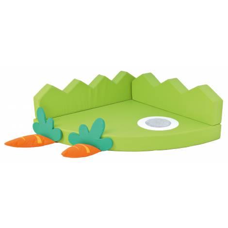 Colt de joaca senzorial Gradina cu morcovi