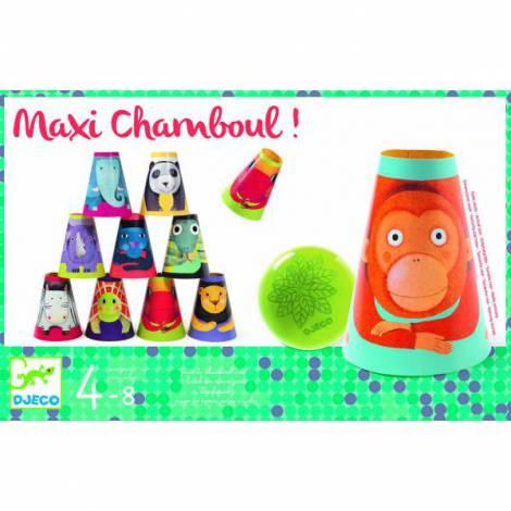 Joc de îndemânare Djeco, Maxi Chamboul