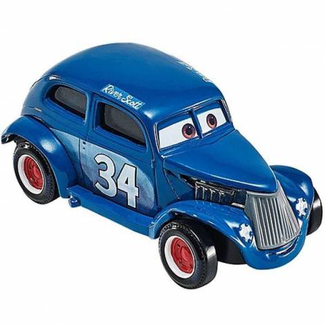 River Scott - Disney Cars 3