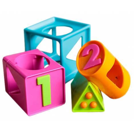 Jucarie bebe Cubul inteligent