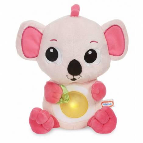Koala de plus roz cu lumina si sunete