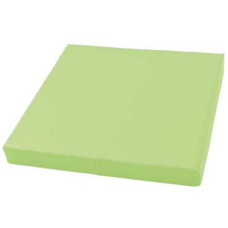 Saltea patrata verde