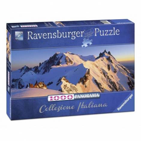 Puzzle Monte Blanco, 1000 piese