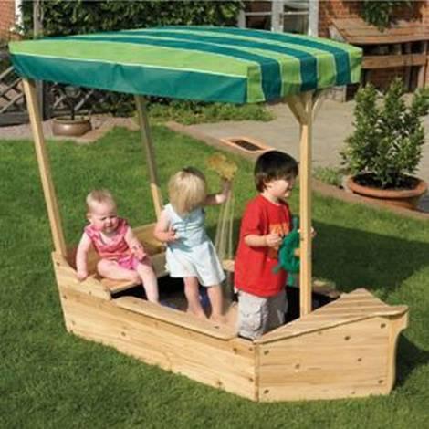 TP Toys - Nisipar Safari Sand Boat