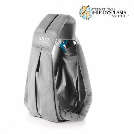 Sling Clasic Smile Dolphin Grey