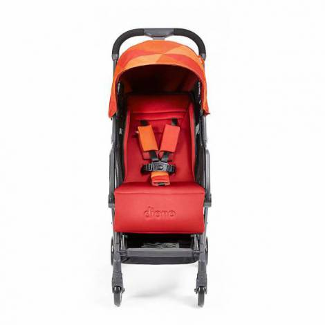 Carucior compact Traverze Orange Facet