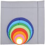Decor pentru perete Cercuri colorate