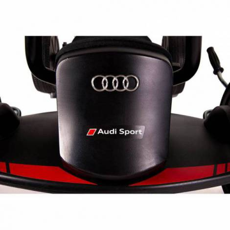 Masina audi motorsport cu pedale