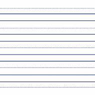 Suprafata dublu laminata tip 2 pentru tabla scolara