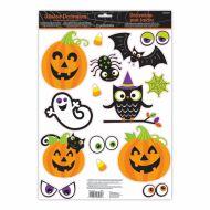 Stickere geam halloween 15 buc