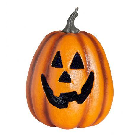 Dovleac halloween luminos 23 cm - marimea 140 cm