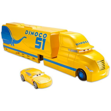 Disney Cars 3 Transportor a lui Cruz Ramirez