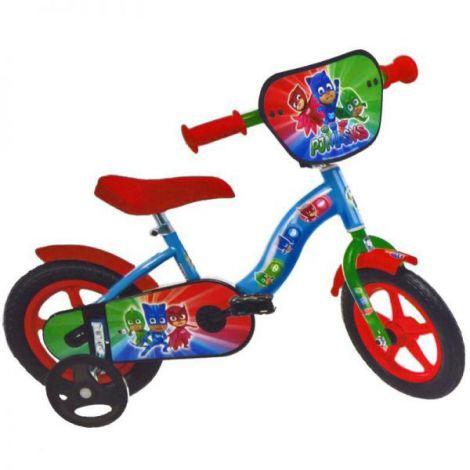 Bicicleta copii 10 - eroii in pijama