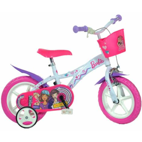 Bicicleta copii 12 - barbie dreams