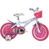 Bicicleta copii 16 - barbie dreams