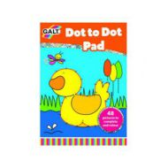 Carte de colorat dot to dot