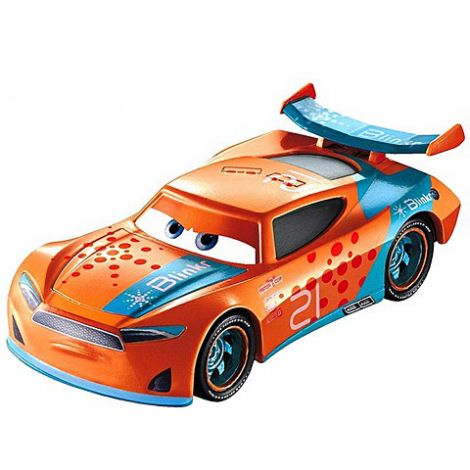 Inside Laney Fireball Beach Racers Disney - Disney Cars 3