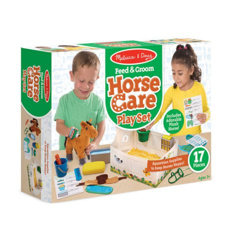 Set de joaca Ingrijeste calutii - Melissa and Doug