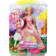 Papusa Mattel Barbie Printesa Parul fara sfarsit