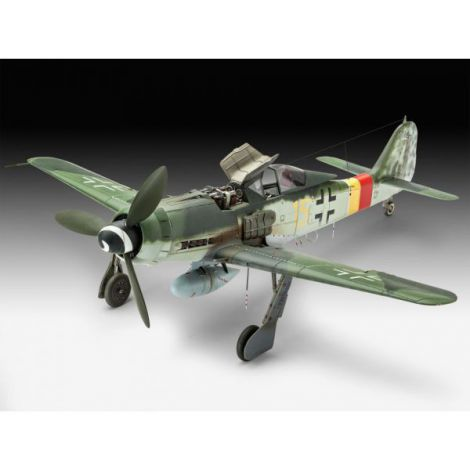 Macheta revell avion focke wulf fw 190 d9 rv3930