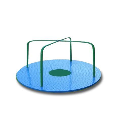 Carusel circular pentru spatii publice