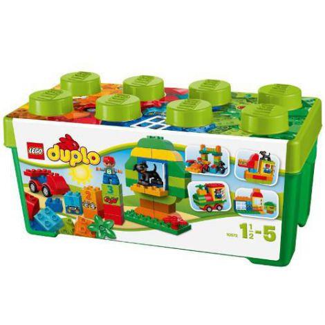 LEGO DUPLO Cutie pentru Distractie All-In-One 10572