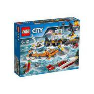 LEGO City Sediul Central al Garzii de Coasta 60167