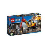 LEGO City Ciocan Pneumatic pentru Minerit 60185