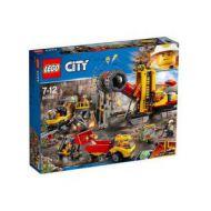 LEGO City Amplasamentul Minerilor Experti 60188