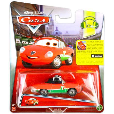 Giuseppe Motorosi Cars 3