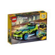 LEGO Creator Masina de Raliuri Rocket 31074