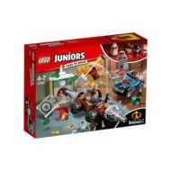 LEGO Juniors Jaful de la Banca cu Subminatorul 10760