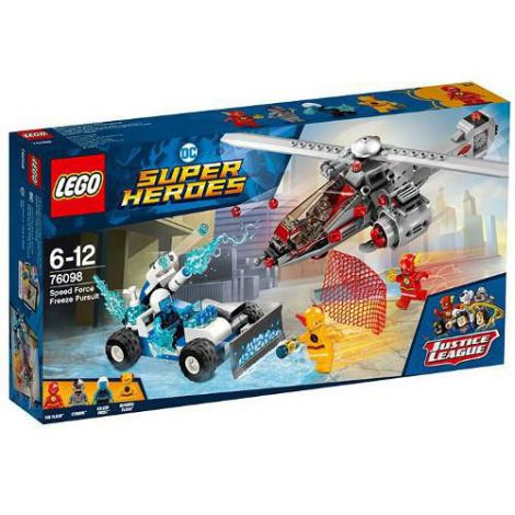 LEGO DC Comics Super Heroes Speed Force Freeze Pursuit 76098