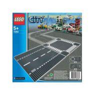 LEGO City Strada si Intersectie 7280