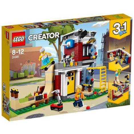 LEGO Creator Skatepark Modular 31081