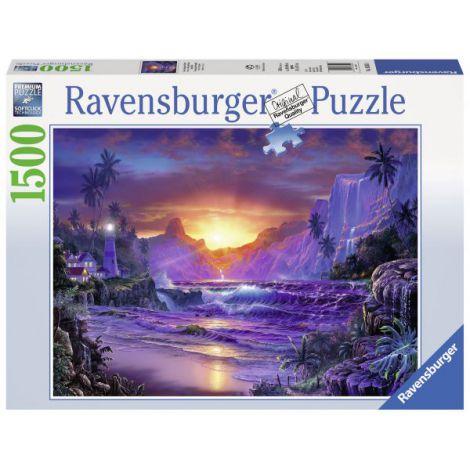 Puzzle Rasarit paradis, 1500 piese