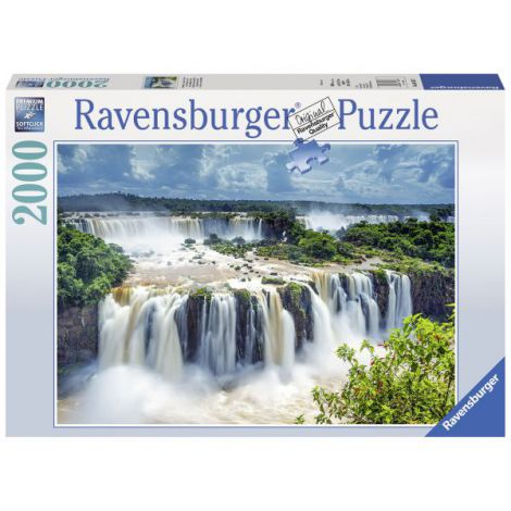 Puzzle Cascada, 2000 piese