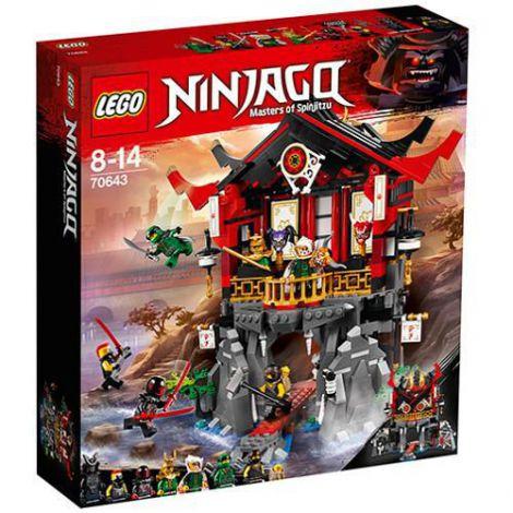 LEGO NINJAGO Templul Invierii 70643