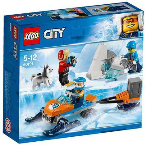 LEGO City Echipa Arctica de Explorare 60191