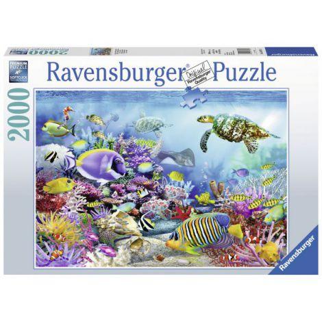 Puzzle Recif corali, 2000 piese