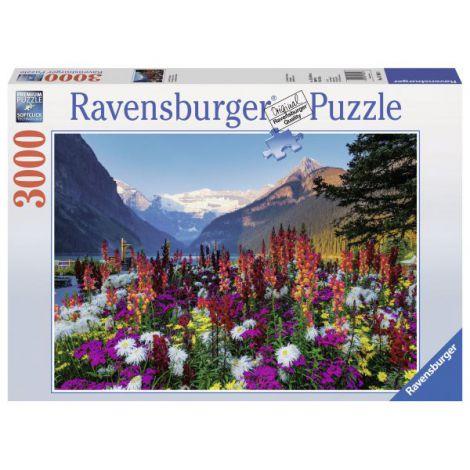 Puzzle Muntele inflorat, 3000 piese