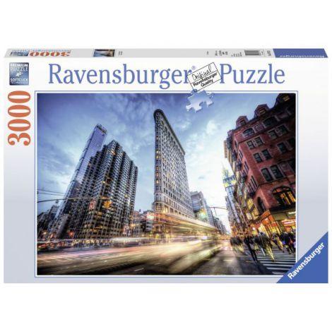 Puzzle Flatiron, 3000 piese