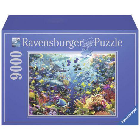 Puzzle Paradis, 9000 piese