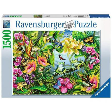 PUZZLE GASESTE BROSCUTELE, 1500 PIESE