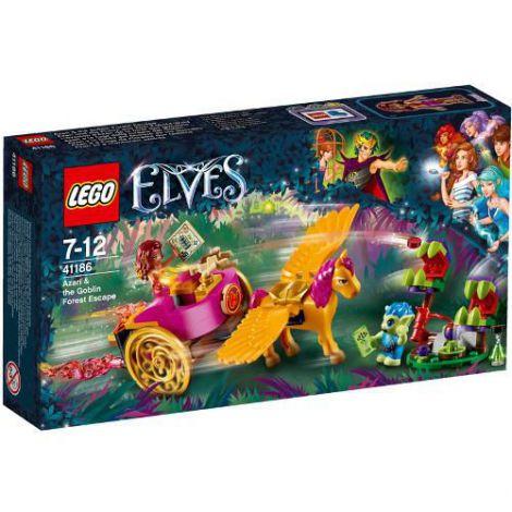 LEGO Elves Azari si Evadarea din Padurea Spiridusilor 41186