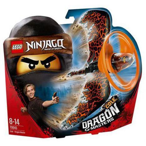 LEGO NINJAGO Cole Dragonjitzu 70645