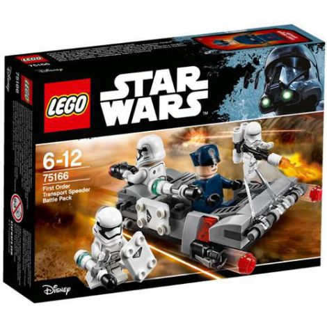 LEGO Star Wars Transportor de Viteza al Ordinului Intai 75166